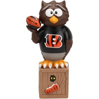 Cincinnati Bengals Thematic Owl