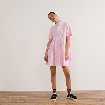 Lazy Oaf Zip Up Happy Sad Dress - View all - New In - Womens