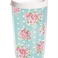 Floral Pattern - Wrap with Lid | 16oz Tumbler | Tervis®
