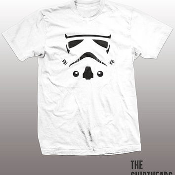 Stormtrooper Shirt - graphic tshirt, mens womens gift, funny chemistry tee, instagram, tumblr, star, darth, wars, vader, jedi, the force top