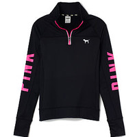 Ultimate Half-Zip - PINK - Victoria's Secret