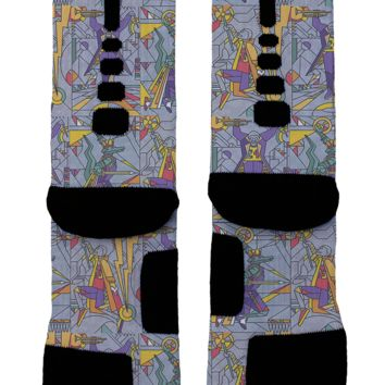 Gumbo God Custom Nike Elites