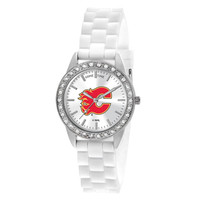 Calgary Flames NHL Women's Frost Series Watch