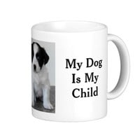 Cute Puppy Proud Pet Parent Coffee Mug