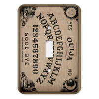 Ouija Board Light Switch Plate Cover by KittyinPinx