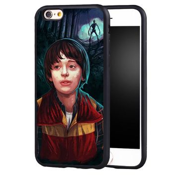 Beautiful Stranger Things phone case cover for Samsung Galaxy s4 s5 s6 S7 edge S8 plus note 2 3 4 5