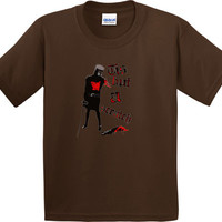 Monty Python's Tis But a Scratch Black Knight Tee T-Shirt