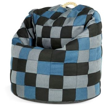 Urban Living Bean Bag Chair Cover in Mosaic