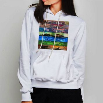 Unisex Hoodie Cool Harry Potter Illustration Books Cover Collage