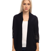 Armani Jeans Short Sleeve Studded Cardigan