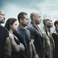 Furious 7 Movie Poster 24in x36in