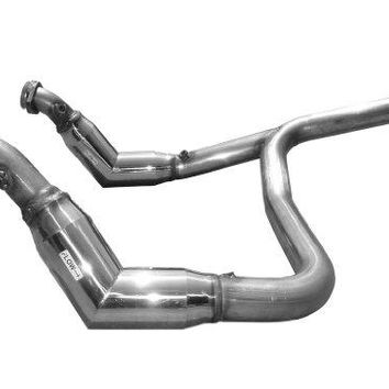 High Flow Catless Crossover pipe for 2011 - 2014 Ford Ecoboost F150 V6 3.5L Twin Turbo by Solo Performance