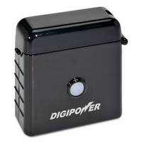 DigiPower JS1-IP Instant Charger for iPhone & iPod - Charger - Retail Packaging - Black