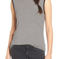 Articles of Society 'Sarah' Stripe Muscle Tee | Nordstrom