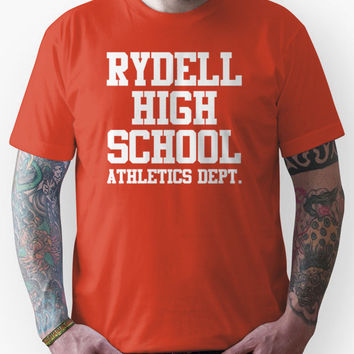 Rydell High School - Grease Unisex T-Shirt