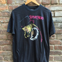 VINTAGE Deadstock 1980s Stevie Nicks Tour Concert T