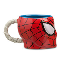Spider-Man Sculptured Mug