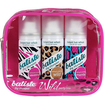 Batiste Batiste Dry Shampoo Wild Trio Pack Ulta.com - Cosmetics, Fragrance, Salon and Beauty Gifts