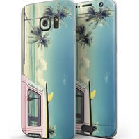 Beach Trip - Full Body Skin-Kit for the Samsung Galaxy S7 or S7 Edge