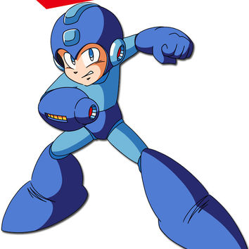 Personalized Video Game Megaman NAME Shirt T-shirt Great Gifts #4