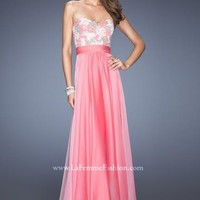 La Femme 20001 at Prom Dress Shop