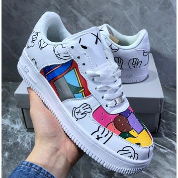 Nike Wmns Air Force 1 07 Sports and leisure running shoes