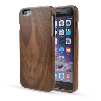 Natural Wooden Bamboo Cool Case for iPhone
