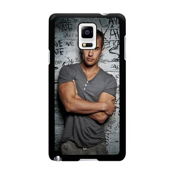 Theo james Arms Span Samsung Galaxy Note 4 Case