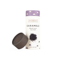 Black Lava Sea Salt Caramels