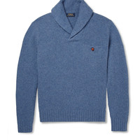 Polo Ralph Lauren - Merino Wool and Angora-Blend Sweater | MR PORTER