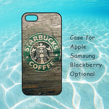 Starbucks for iphone 5 case, iphone 4 case, ipod touch 5, ipod 4 case, Samsung galaxy S4 case /s3 /note 2, blackberry Z10 case / Q10 case