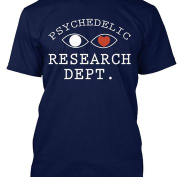 Psychedelic Research Dept - Dept. Hanes Tagless Tee T-Shirt