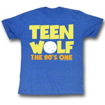 Teen Wolf:Did it in the 80's tee shirt