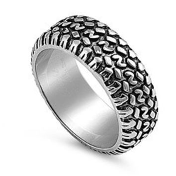 Stainless Steel Tire Ring