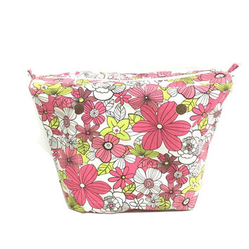 New colourful inner bag Lining inner pocket for italy OBAG tote handbags accessories inserts 2017