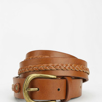 BDG Simple Braided Belt