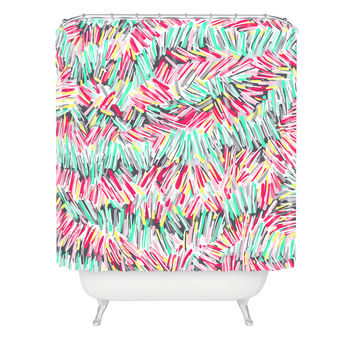 Jacqueline Maldonado March 1 Shower Curtain