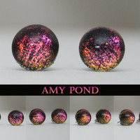 Amy Pond Color Shifting Earrings