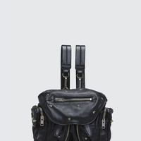 Alexander Wang ROSE STUDDED MINI MARTI BACKPACK BACKPACK | Official Site