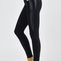 Cold Weather Tight in Black/Soothing Sea by Alala | New Arrivals | BANDIER