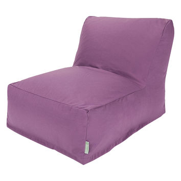 Majestic Home Goods Beanbag Lounger