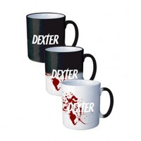 Dexter Heat Sensitive Mug