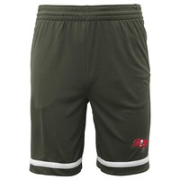 Tampa Bay Buccaneers Performance Shorts - Boys 8-20, Size: