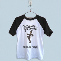 Raglan T-Shirt - My Chemical Romance The Black Parade