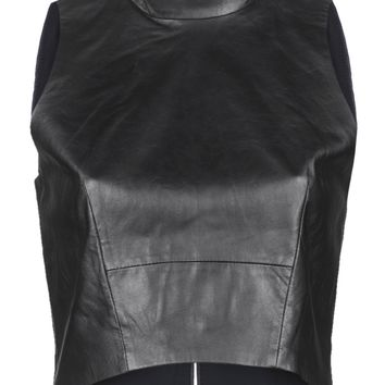 A.O.T.C. Back Slit Sleeveless Top