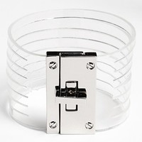 Cara Couture Transparent Cuff