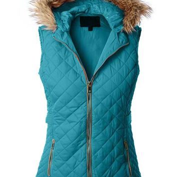 Winter Wonderland Vest - 3 Colors