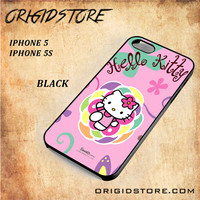 hello kitty 2 For Iphone 5 Case - Gift Present Multiple Choice