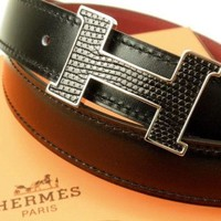 Hermes Mini Constance belt womans size 85 1he00326