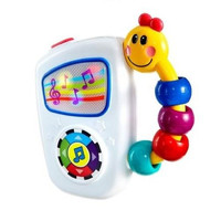 Colorful Rattles Musical Toy Baby Soft Developmental Educational Kids Infant